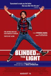 Cartel de la pelicula Bliended by the light
