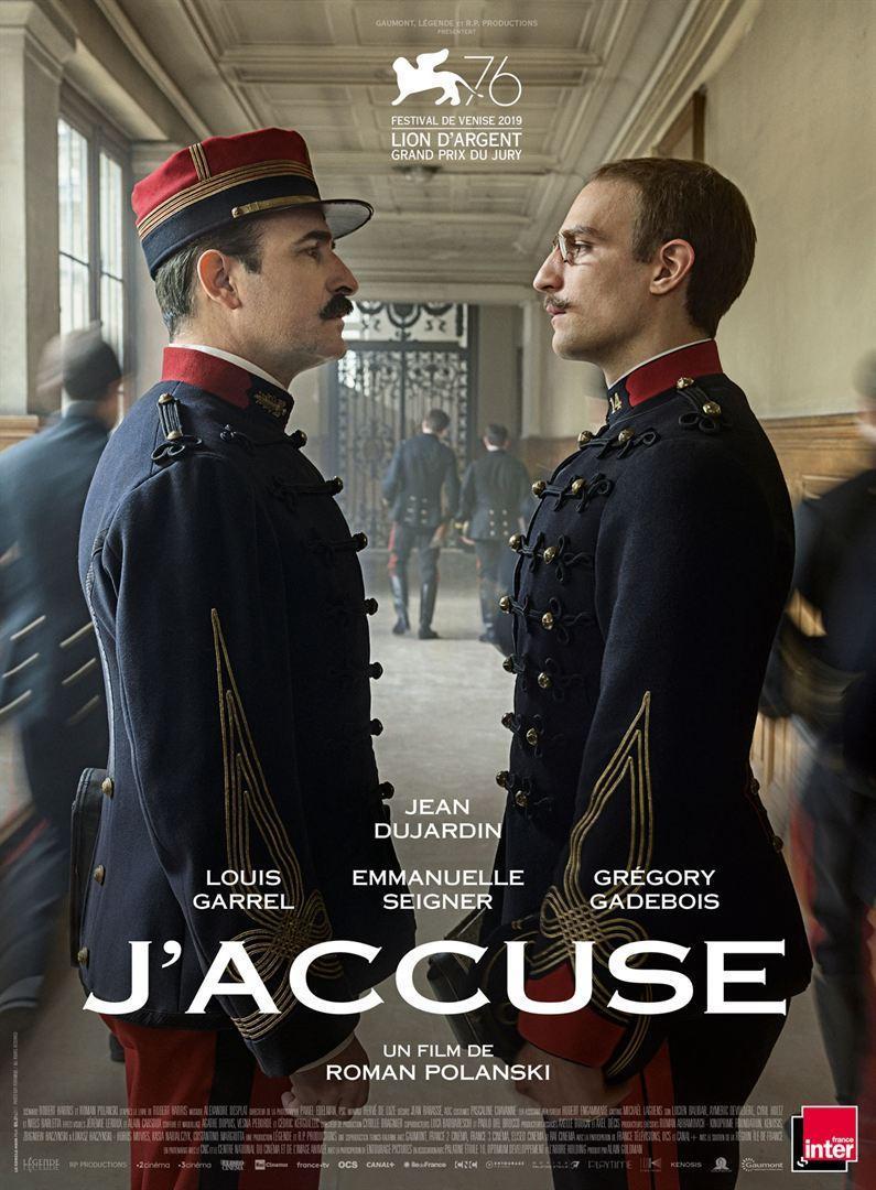 Cartel de la película El Oficial y el Espia