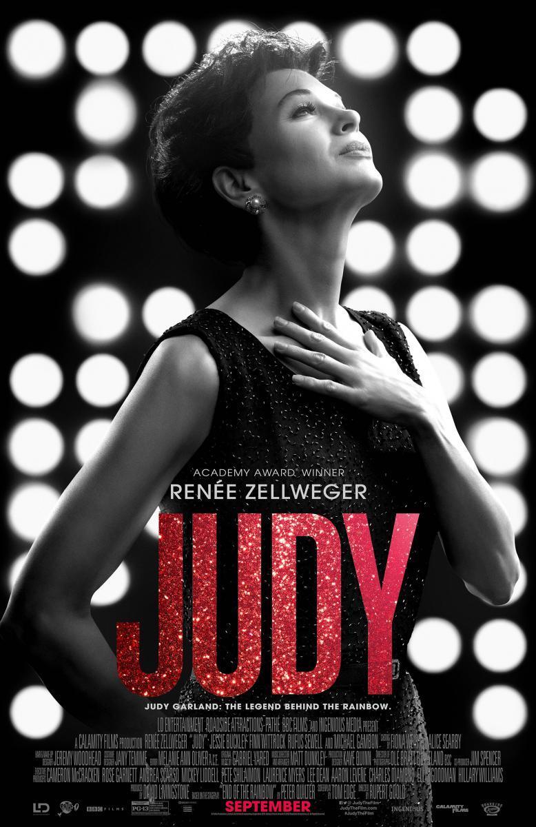 Cartel de la pelicula Judy