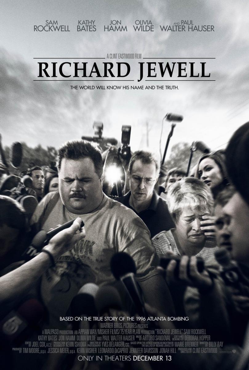 Cartel de la pelicula Richard Jewell