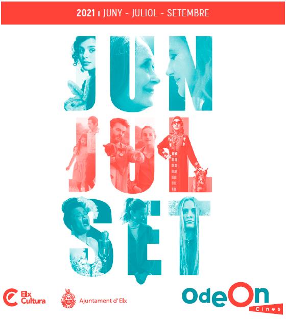 Odeon Elche de Julio a Septiembre 2021