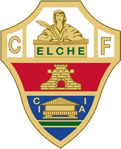 Escudo del Elche Club de Futbol