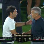 Empate a cero entre el Elche CF y el Ath. Club De Bilbao