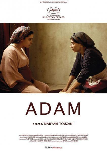 Cartel de la pelicula adam