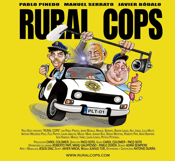 Cartel de la pelicula rural